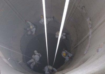 na str. główną do Czyszczenie silosów i zbiorników.2